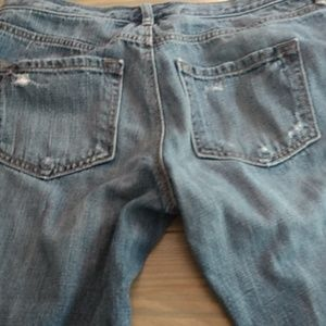LOFT Jeans - Loft ripped jeans